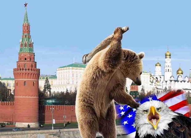 Дубина против тонкой нервной организации... Русские опять играют не по правилам.