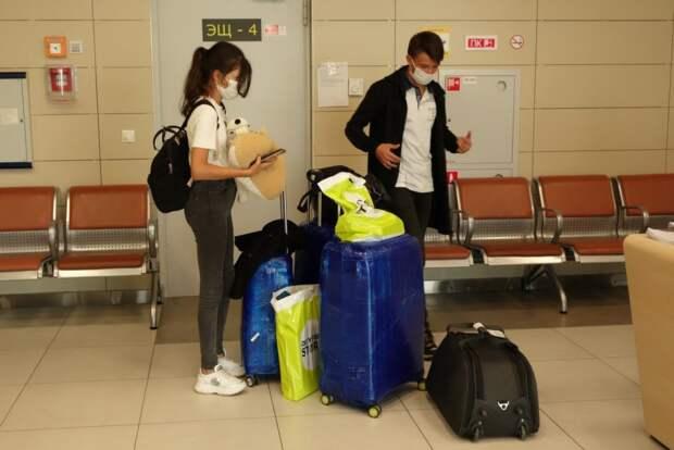 Исследование: казанцы чаще всего выбирают для летних авиапутешествий Сочи, Симферополь и Санкт-Петербург