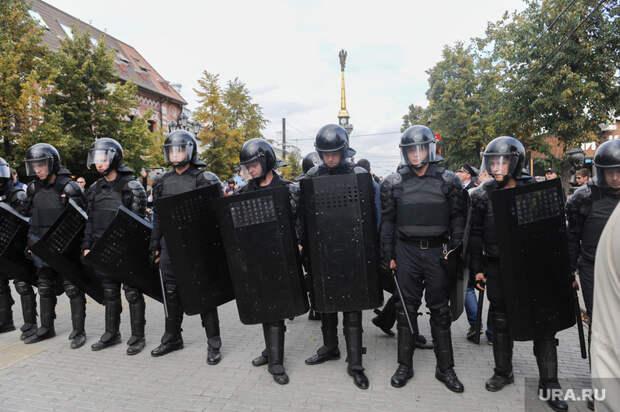 Челябинские силовики обратились ксторонникам Навального