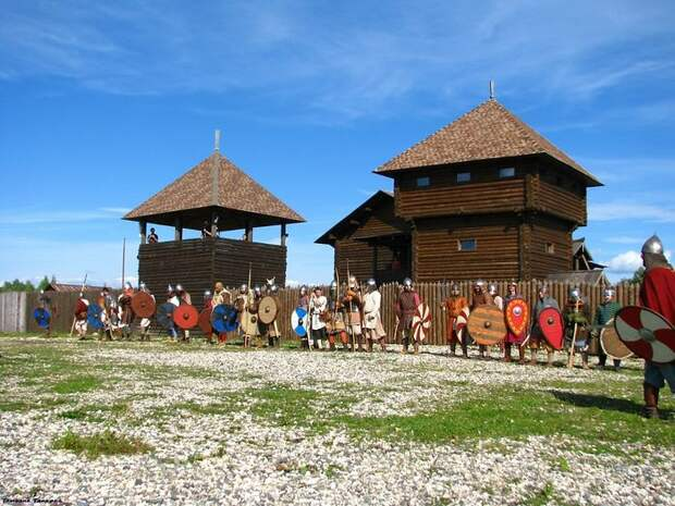 Историко-этнографический комплекс «Сугорье»