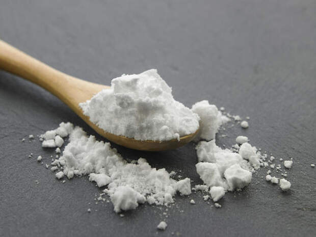 Пищевая сода повышает уровень рН почвы