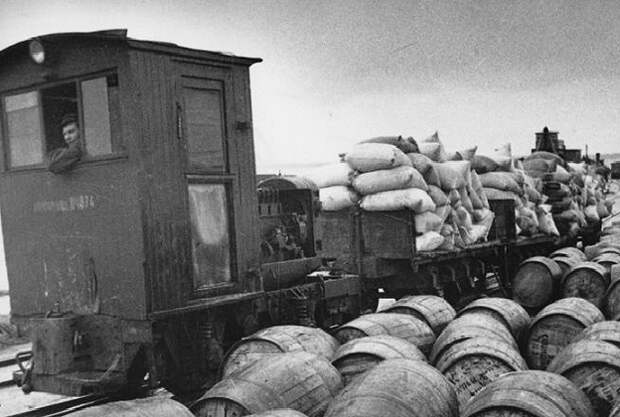 Что продавал СССР за границу во время Великой Отечественной