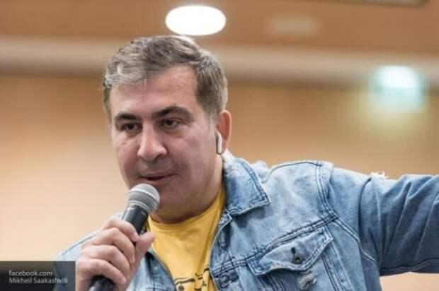 Саакашвили заявил о возможной потере Украины