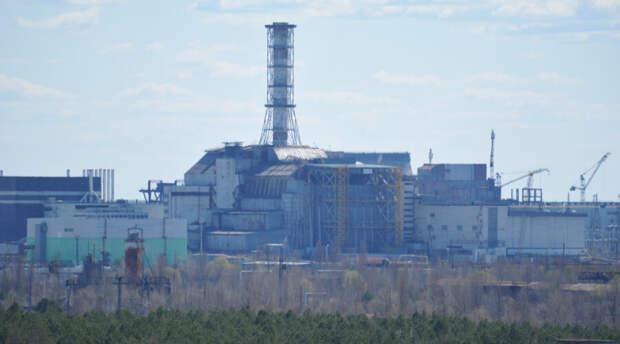 Ситуация на Чернобыльской АЭС может привести к неконтролируемому выбросу ядерной энергии