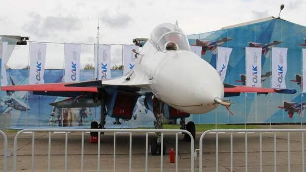 Эксперты назвали причину крушения истребителя Су-30СМ в Казахстане