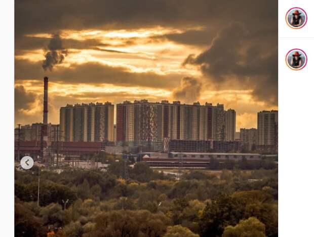 Фото дня: небо перед апокалипсисом