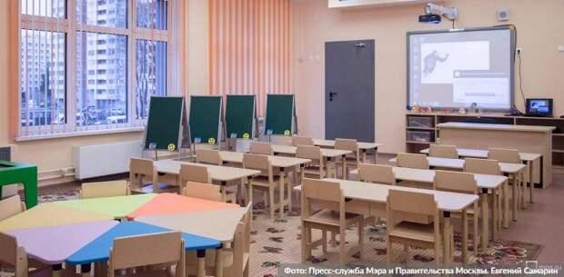 Собянин: С 2011 года в Москве построено почти 400 школ и детсадов
