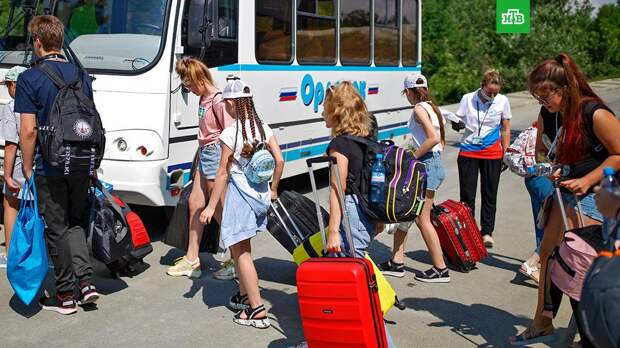 Ростуризм: поездка в детский лагерь по программе кешбэка будет возможна до 15 сентября