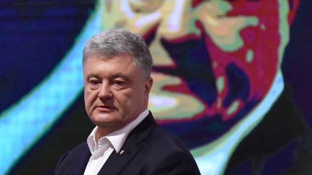 Порошенко оценил встречу с главой госдепа Блинкеном в Киеве