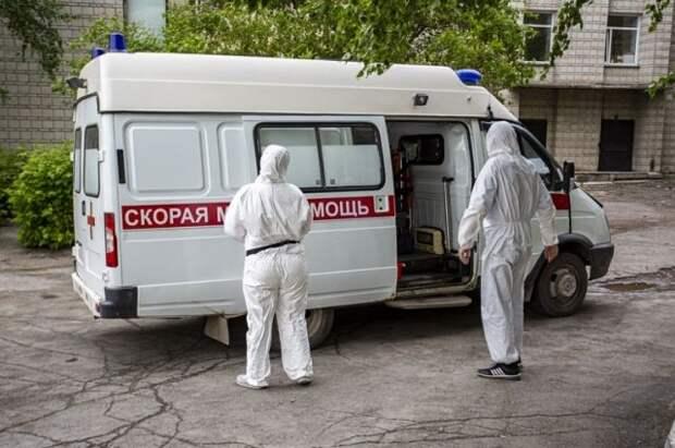 Число заразившихся COVID-19 в России выросло за сутки на 8 709