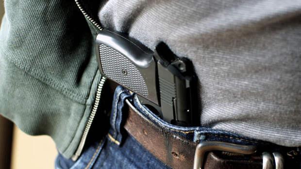 Нетрезвым водителям могут ограничить право владеть оружием
