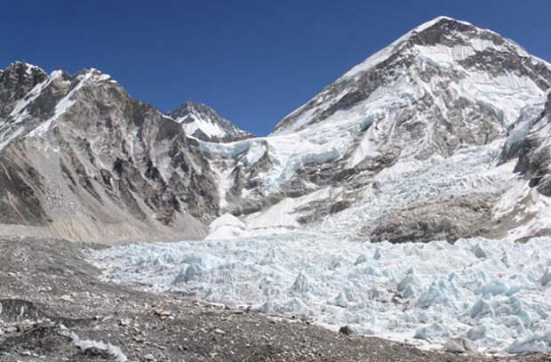 высота горы Джомолунгма