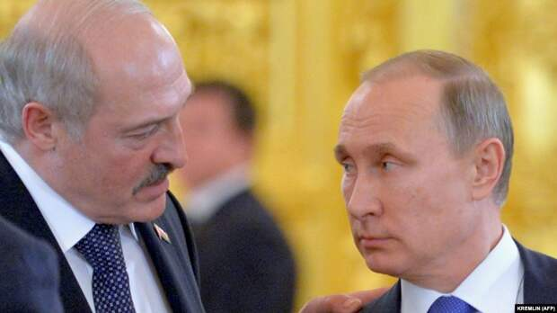 ВЦИОМ: большинство жителей РФ не хотят объединения с Белоруссией