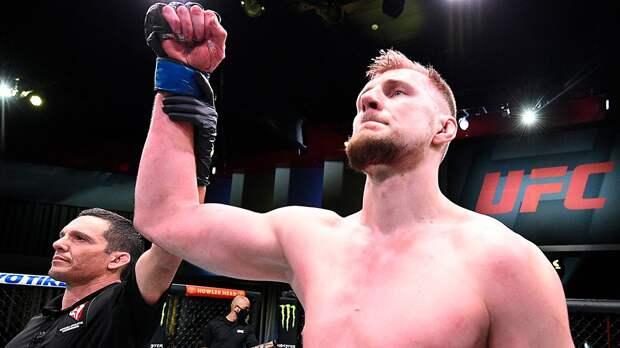 Волков: «Хочу подраться за пояс UFC. Сейчас нахожусь в максимально хорошей форме, чтобы бросить вызов чемпиону»