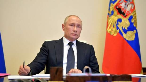 Путин рассказал о своей реакции на предложение Байдена встретиться