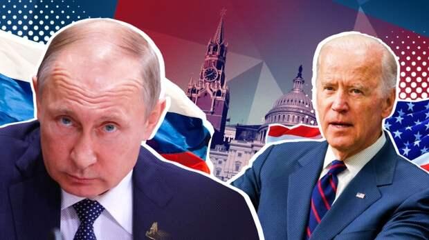 Эксперт назвал главные страхи Байдена на встрече с Путиным