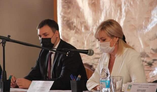 В Бузулуке в отставку ушла председатель Горсовета Наталья Бергман