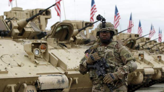 НАТО скрытно развернула рядом сграницами РФ свои наступательные силы