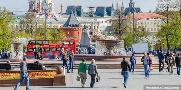 Сергунина: «Важно развивать и поддерживать технологичные проекты в туротрасли». Фото: Юлия Иванко mos.ru