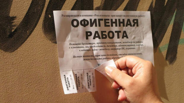 В России появилась новая мошенническая схема с вакансиями