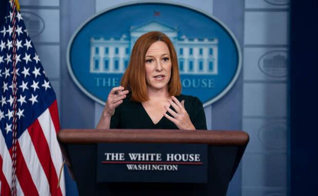 В Белом доме заявили о нежелании вводить санкции против России
