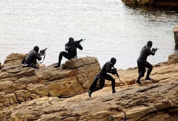 В Германии назвали места возможного удара «морских котиков» США в Крыму