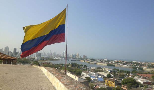 ВКолумбии рассказали околичестве погибших входе протестов