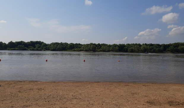 Контракты на содержание пляжа заключат в Ижевске