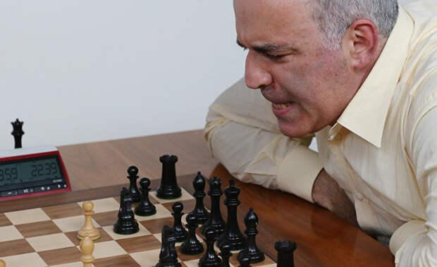 """Каспаров проговорился, какое задание хозяева дали российской """"оппозиции"""""""