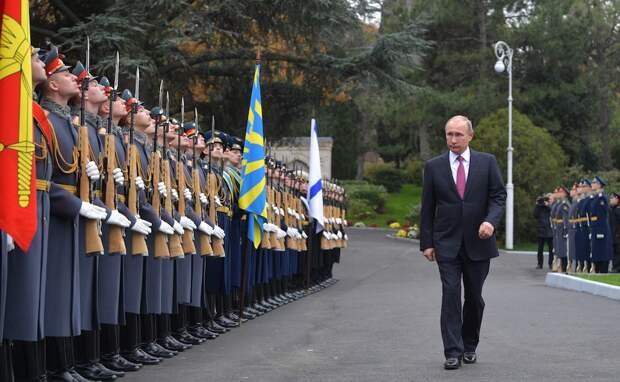 Несколько слов о том, как я отношусь к четвёртому президентскому сроку Владимира Путина.