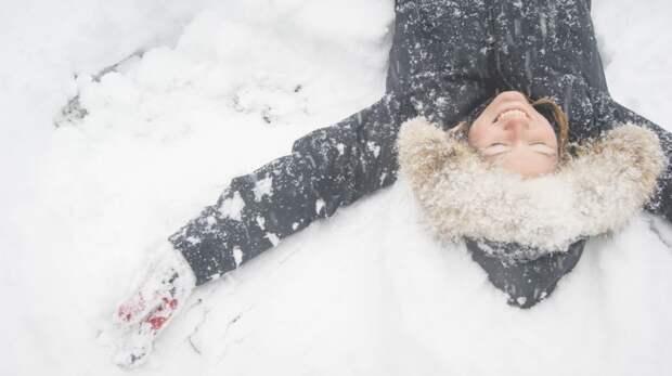 Небольшой снег ожидается в Удмуртии в пятницу