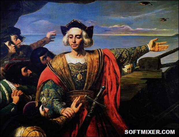 Факты и гипотезы о мореплавателе Христофоре Колумбе