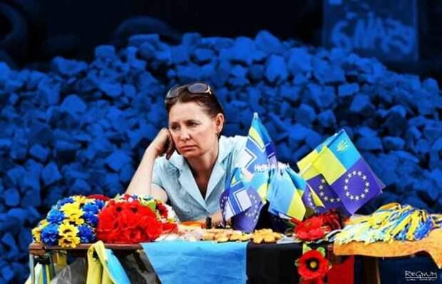 Украинцев объединяет одна идея — свалить из Украины