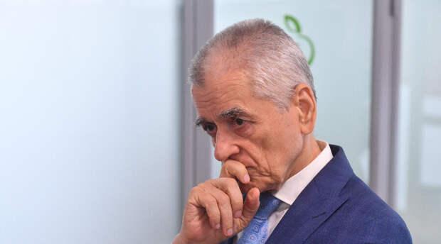 Геннадий Онищенко: «Елена Малышева дезинформирует людей»
