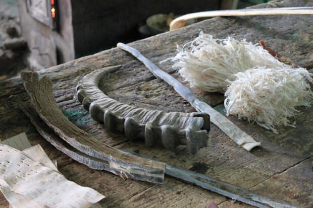 Лук — главное оружие монголов