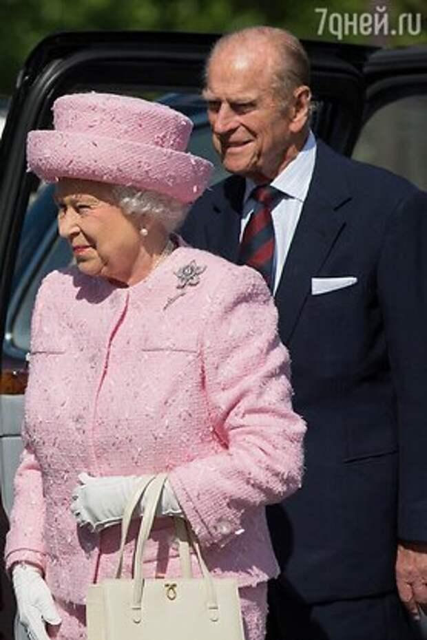 Скандал вокруг завещания супруга Елизаветы II