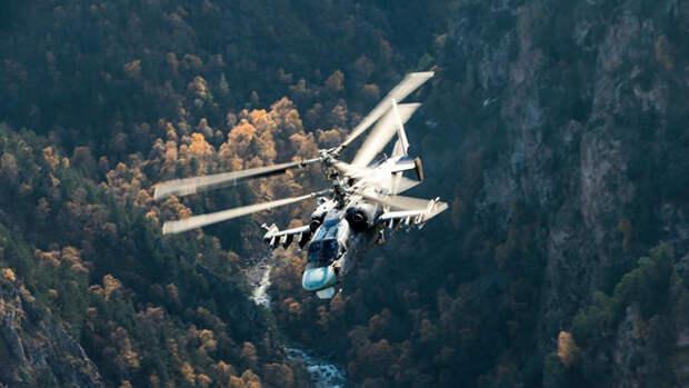 NI: Россия использовала американские идеи при создании нового вертолета «Ночной охотник»