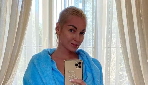Анастасия Волочкова рассталась с бойфрендом
