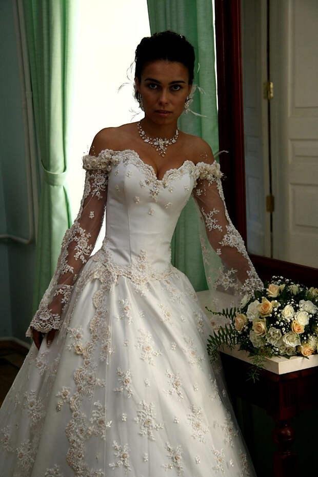 Свадебные платья от модельера Юлии Ааль (Julia Aal`)