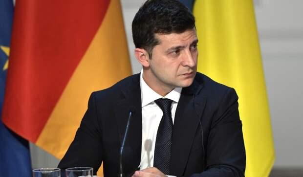 На Украине назвали сроки возможных досрочных президентских выборов