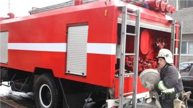 Смертельный пожар произошел в частном доме в Перми