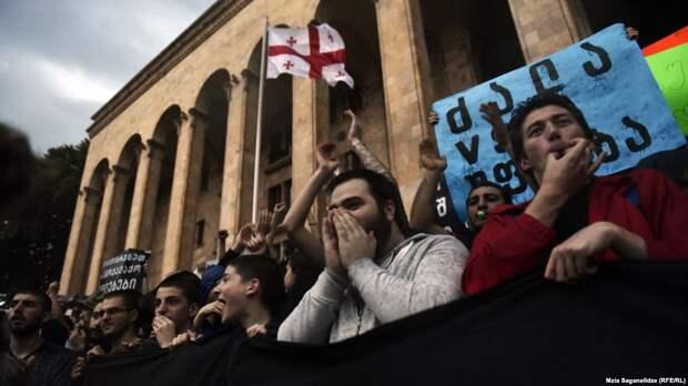 Тбилиси просит Евросоюз порешать за Грузию все её проблемы