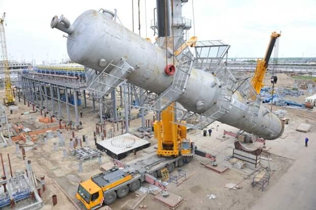 Россия строит крупнейший в мире завод по производству гелия Gigafactory, TAIGA, крупнейший завод по производству гелия, мегапроекты, пекинский аэропорт, плавучая солнечная электростанция, самый большой аэропорт