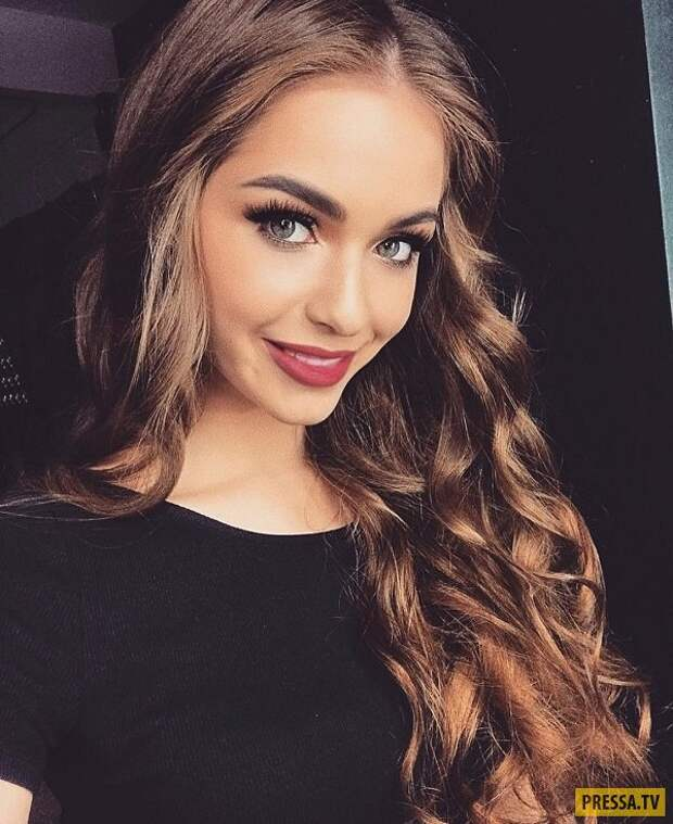 Красивые девушки из России
