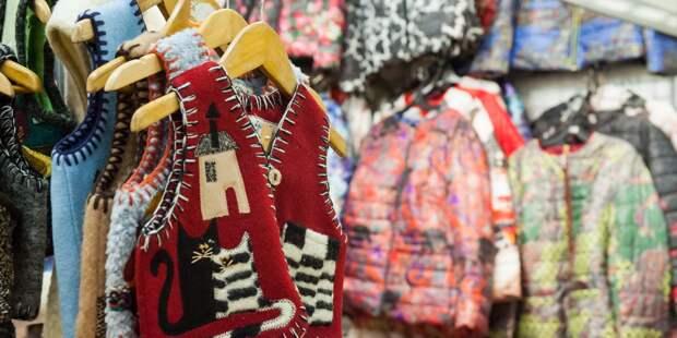 Нуждающиеся смогут забрать одежду и обувь в «Обществе семей» Алтуфьева
