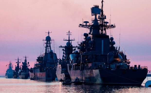 В США назвали российские корабли «позорными». Американцы зря не боятся ВМФ РФ
