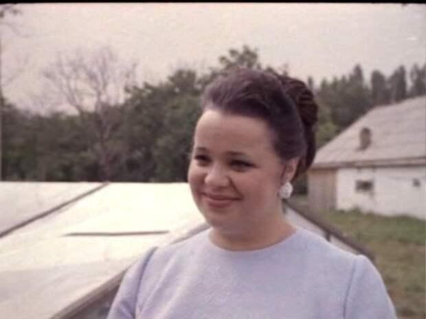 Наталья Крачковская в молодости. / Фото: www.newswd.ru