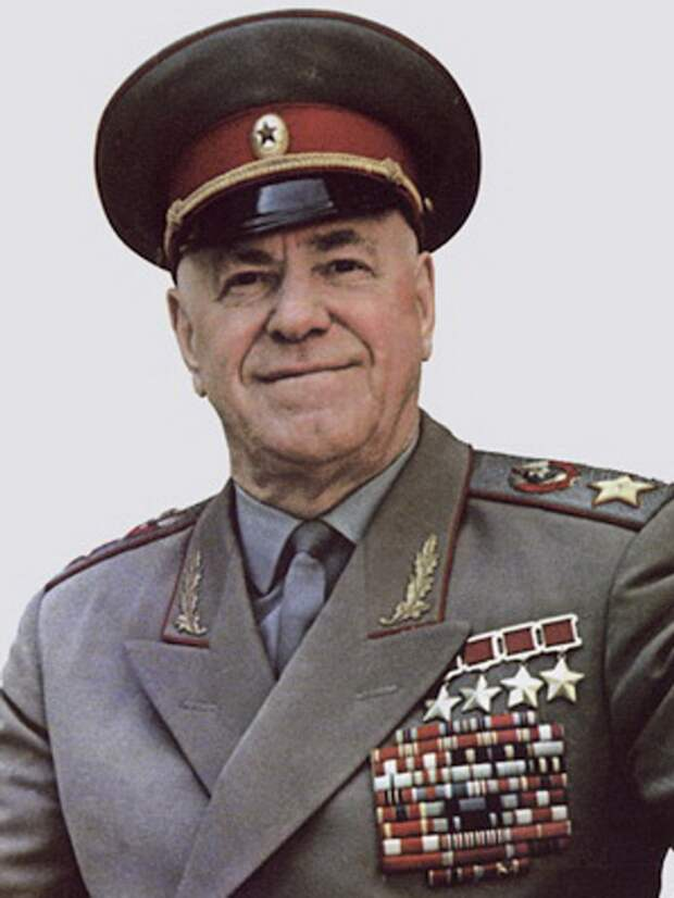 Маршал Георгий Жуков./Фото: Ok.ru