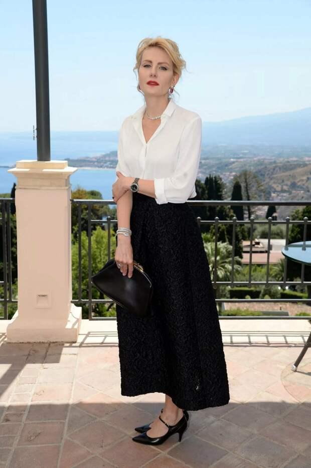 10 женщин элегантного возраста, стилем которых можно вдохновляться