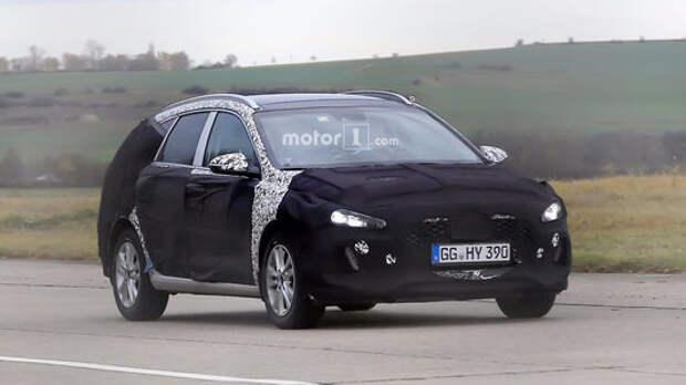 Универсал Hyundai i30: конкуренты Peugeot и Skoda недосягаемы